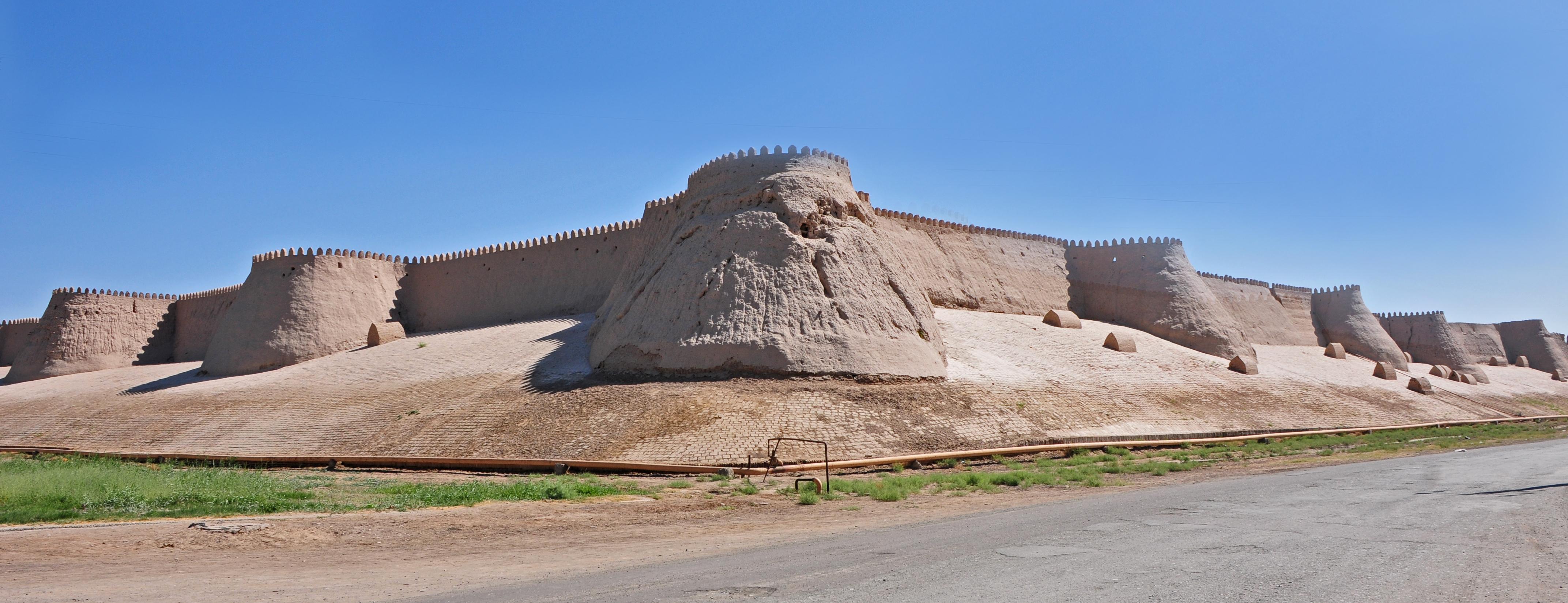 Muralla-sudoeste-Khiva
