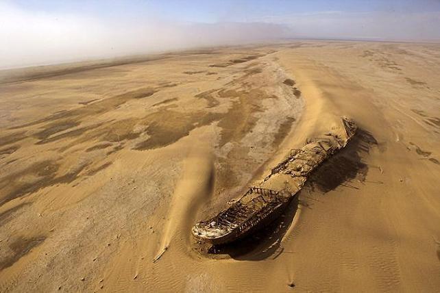 Uzbekistán y el Mar de Aral 2015