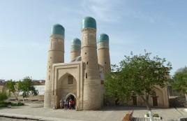 viaje-uzbekistan